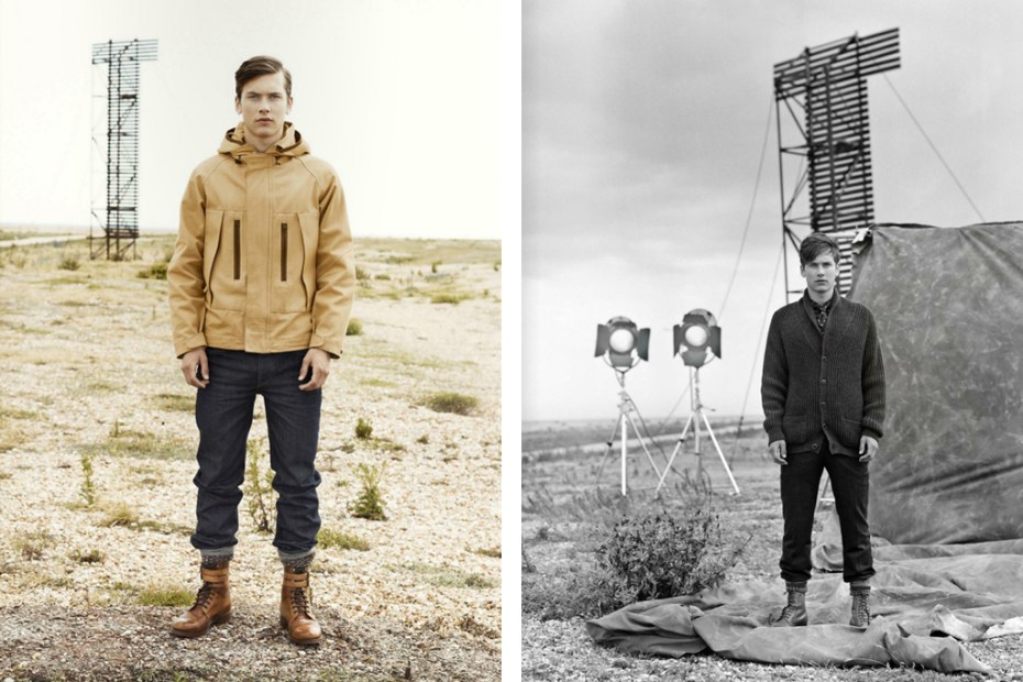 Image of D.S.Dundee 2011 Fall/Winter Collection