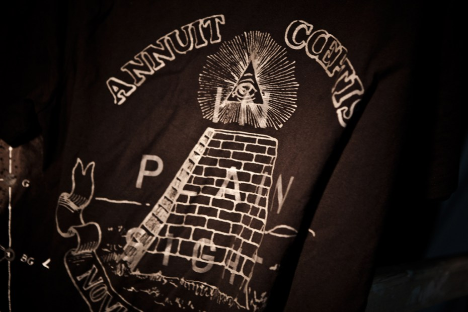 "Image of Devilclot ""Handshake"" Capsule Collection"