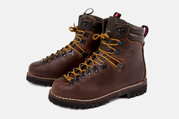Image of Diemme 2011 Fall/Winter Tibet Gallusser Brown Boot