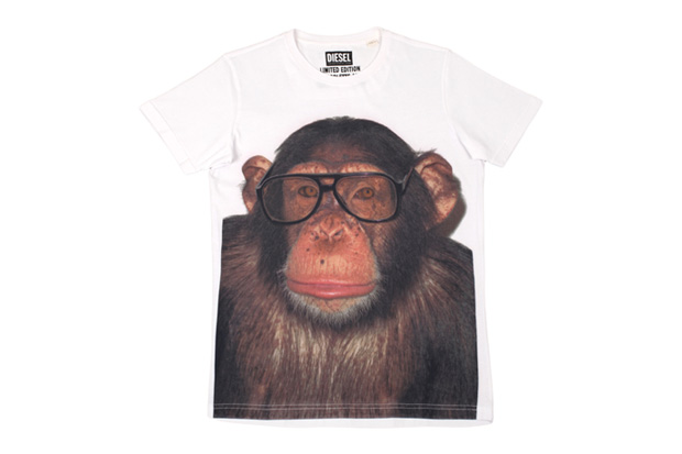 Image of Terry Richardson x Diesel T-Shirt
