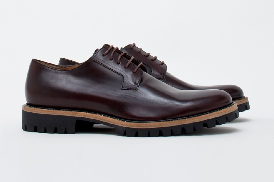 Image of Dries Van Noten Dress Shoe