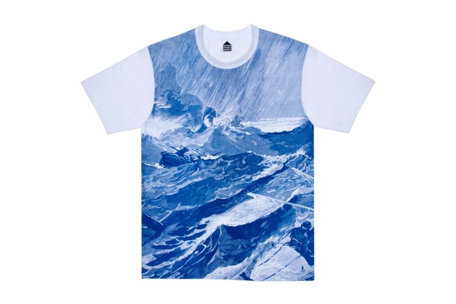 Image of Dover Street Market Shipwreck & Waves Shirts