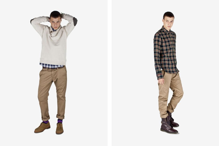 Image of Dr. Martens Clothing 2011 Fall/Winter Collection