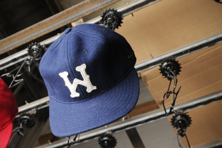 Image of Ebbets Field x Sam Bat x Raised by Wolves Collection