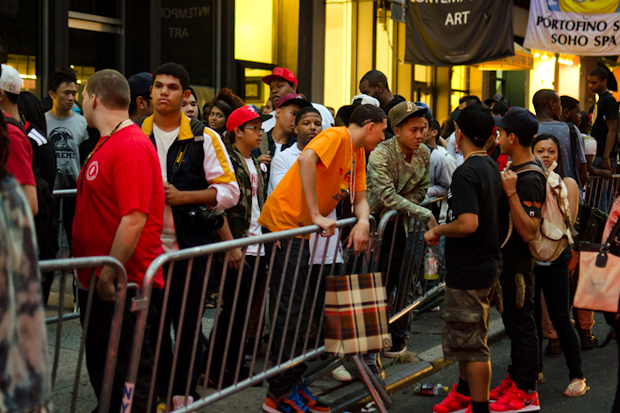 Image of Fashion's Night Out 2011 @ Billionaire Boys Club New York Recap