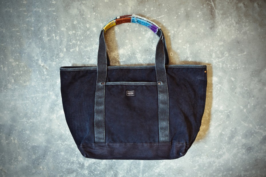 Image of fennica x Porter Rag Handle Tote Bag - Kapok Edition