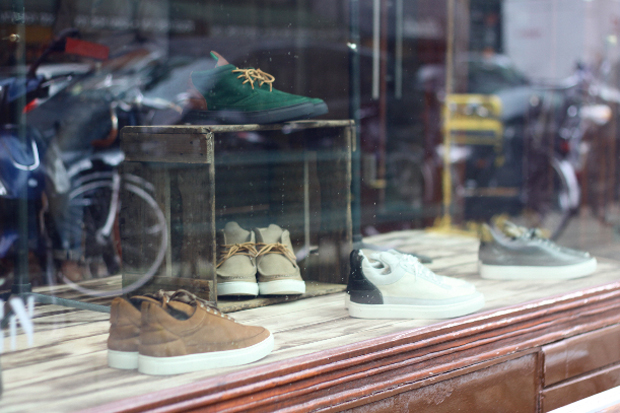 Image of Filling Pieces 2011 Fall/Winter Collection