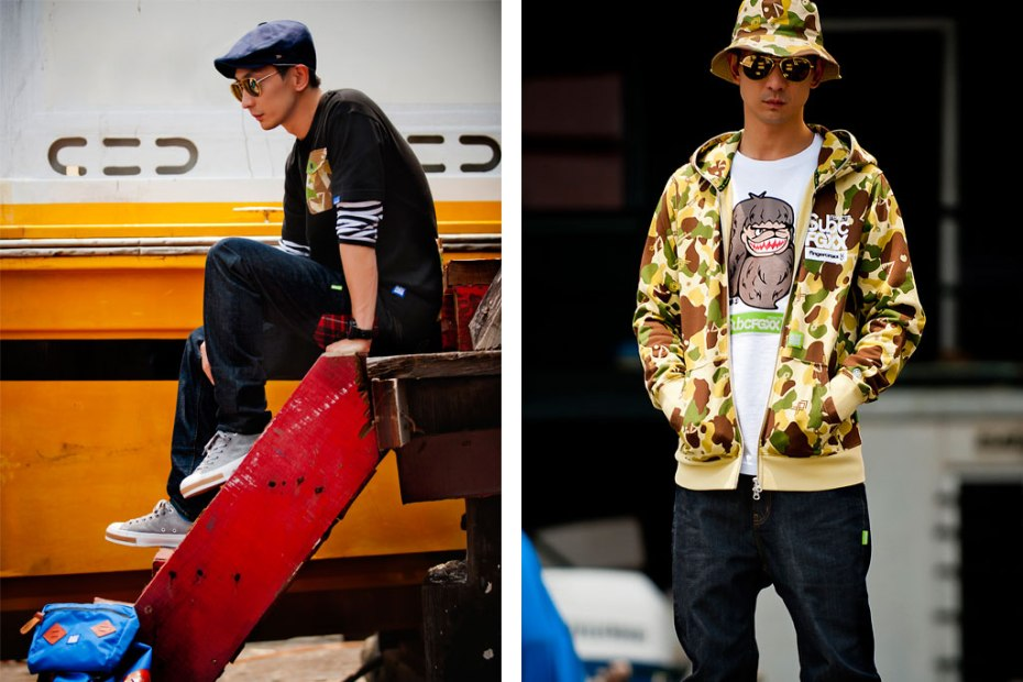 Image of Fingercroxx x Subcrew 2011 Fall/Winter Capsule Collection