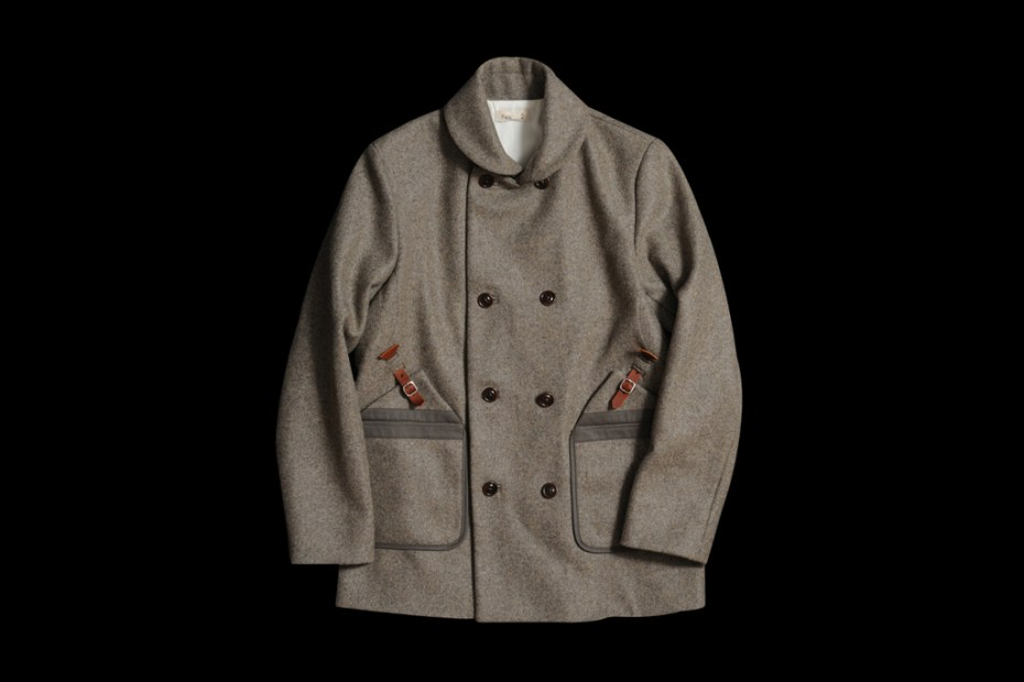 Image of Folk Wool Overcoat