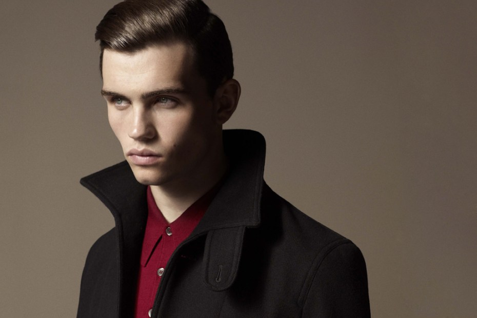 "Image of Fred Perry 2011 Fall/Winter ""Friends of Fred"" Collection featuring Garbstore, Alfred Sargent & John Smedley"