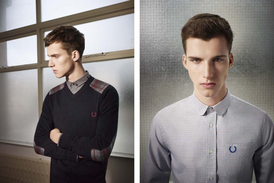 "Image of Fred Perry ""Laurel Wreath"" 2011 Fall/Winter Collection"