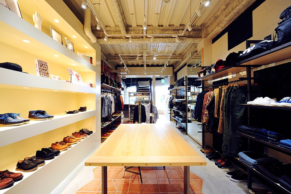 Image of Futura Laboratories Store Renewal