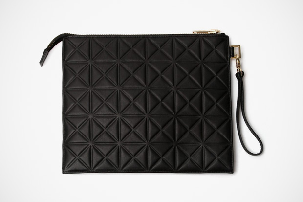 Image of Gareth Pugh Leather iPad Case