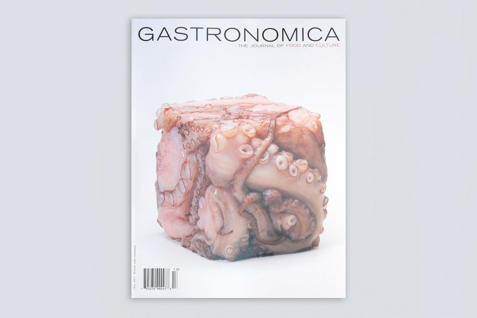 Image of Gastronomica Fall 2011 Issue