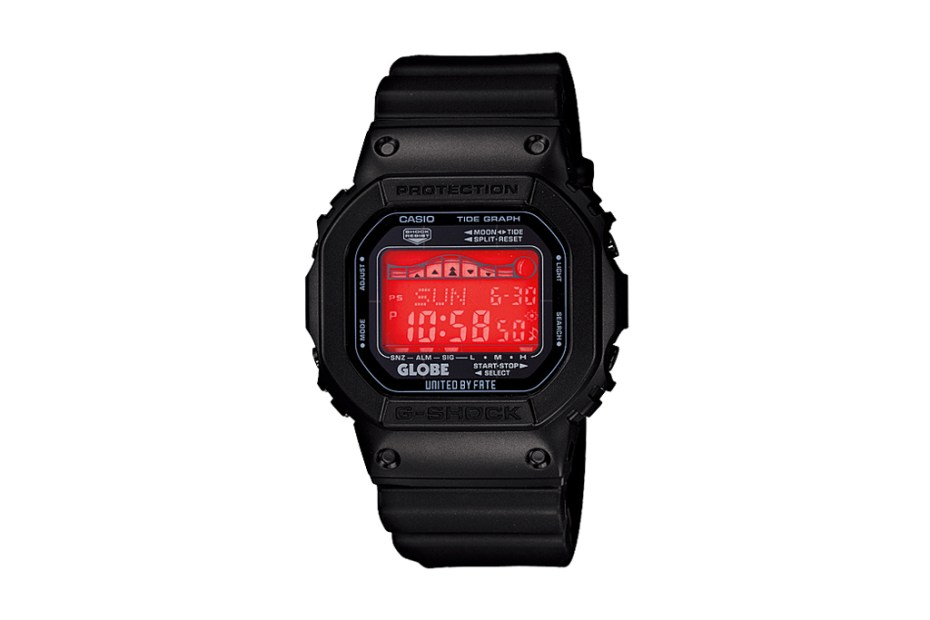 Image of Globe x Casio G-Shock GRX-5600GE