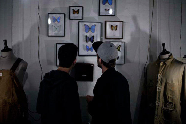 "Image of Goodhood x Carhartt ""1889"" Exhibition @ Goodhood Gallery Recap"