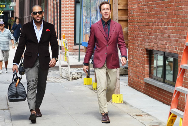 Image of GQ: 2011 Street Style New York