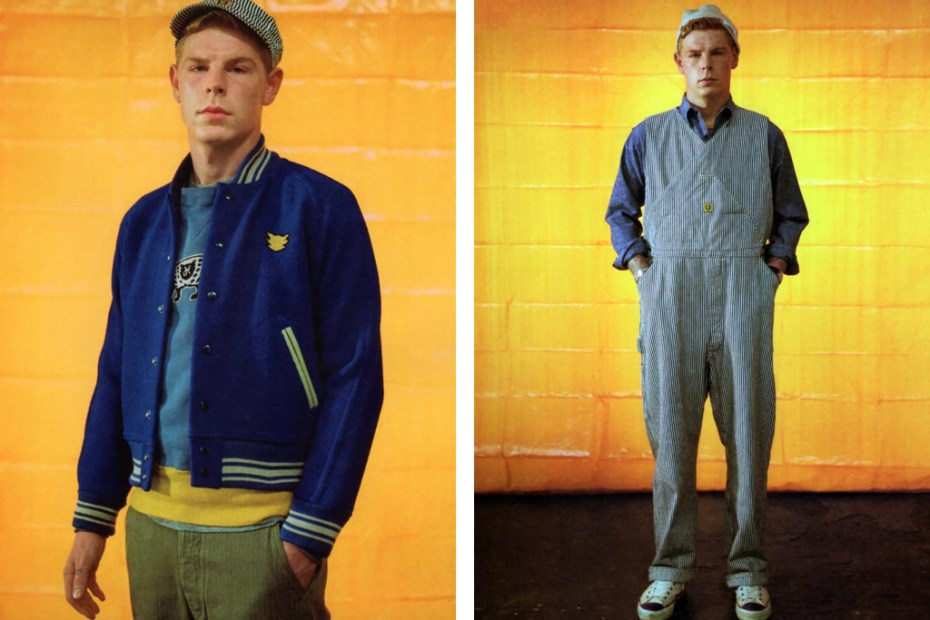 Image of GRIND Magazine: HUMAN MADE 2011 Fall/Winter Editorial