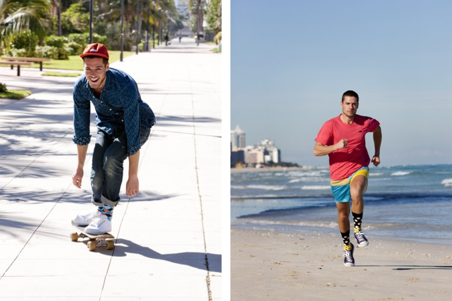 Image of Happy Socks 2011 Fall/Winter Lookbook
