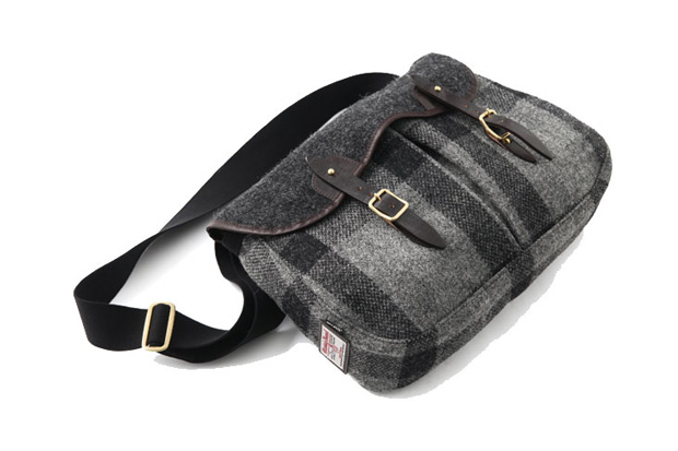 Image of Harris Tweed x Silas 2011 Fall/Winter Satchels