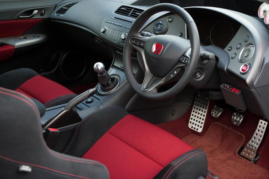 Image of Honda Mugen Civic Type R