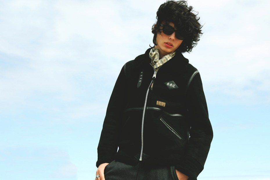 Image of GIMME SHELTER: NEIGHBORHOOD 2011 Fall/Winter Editorial by honeyee
