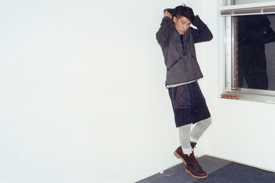 "Image of honeyee: sacai 2011 Fall/Winter ""Savageness"" Editorial"