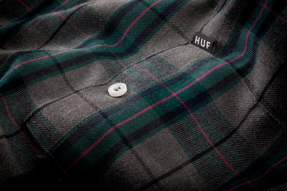 Image of HUF 2011 Fall Lookbook Part II