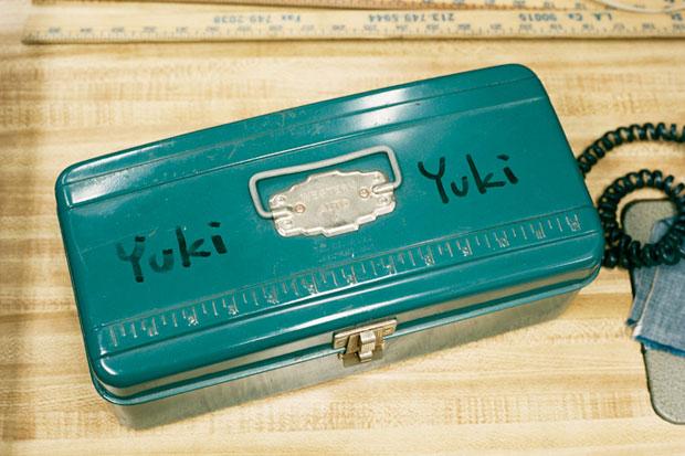 Image of Inventory: Q&A with Yuki Matsuda of Yuketen