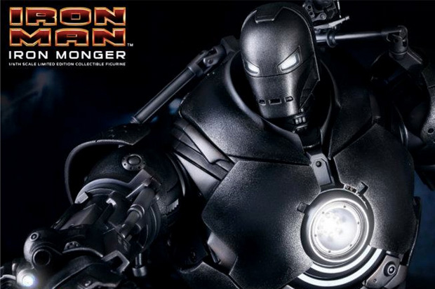 Image of Iron Man: Iron Monger by Hot Toys