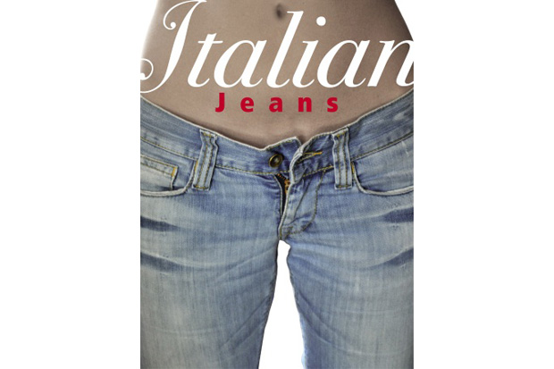 Image of Italian Jeans by Maria Luisa Frisa
