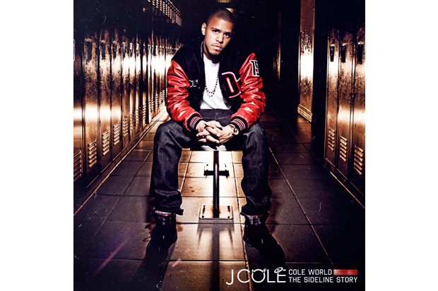 Image of J. Cole featuring Jay-Z - Mr. Nice Watch