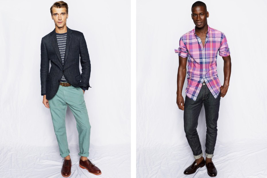 Image of J.Crew 2012 Spring/Summer Collection