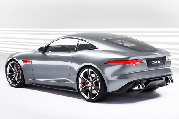 Image of Jaguar C-X16