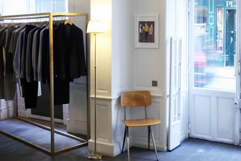 Image of Jean-Philippe Delhomme Exhibition @ Maison Kitsuné Recap
