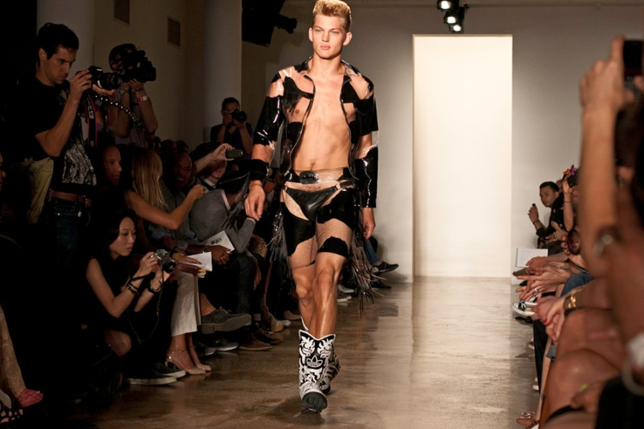 Image of Jeremy Scott 2012 Spring/Summer Collection