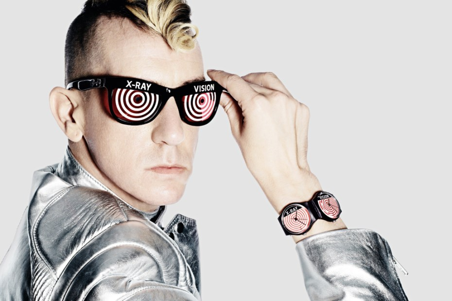 Image of Jeremy Scott x Swatch 2011 Fall/Winter Collection