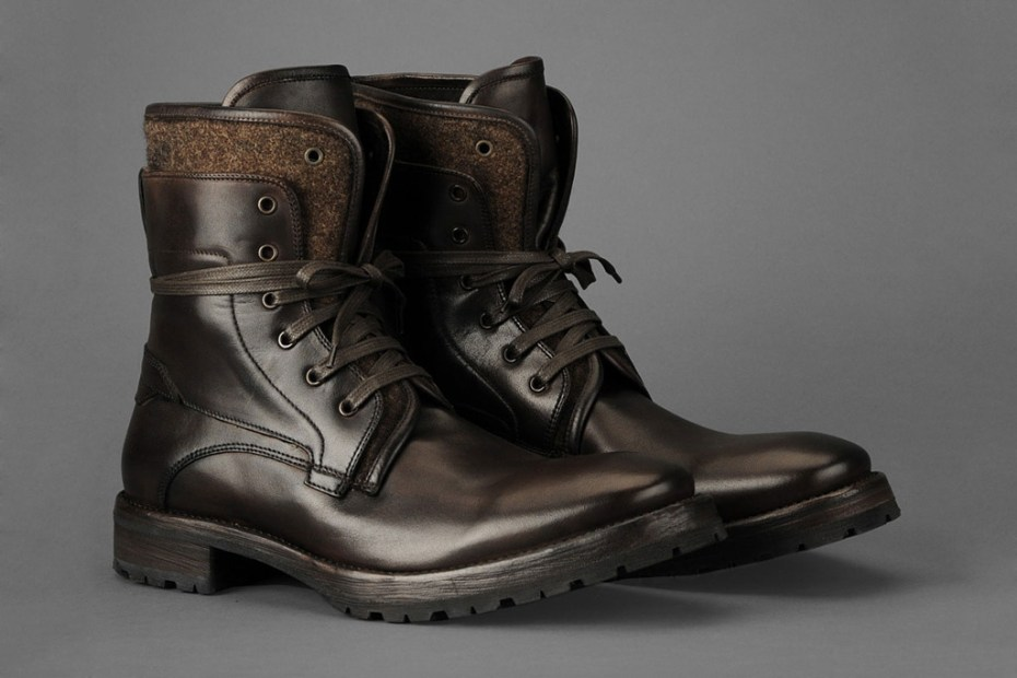Image of John Varvatos Tahoe Felt Work Boot