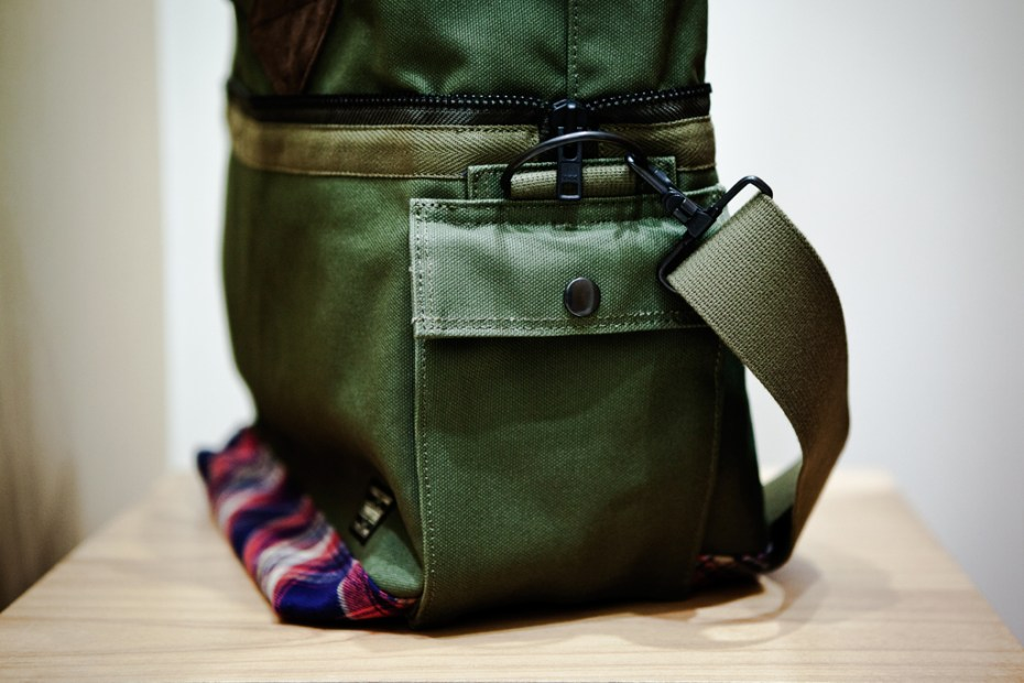 Image of Junya Watanabe COMME des GARCONS MAN x Porter Messenger Bag