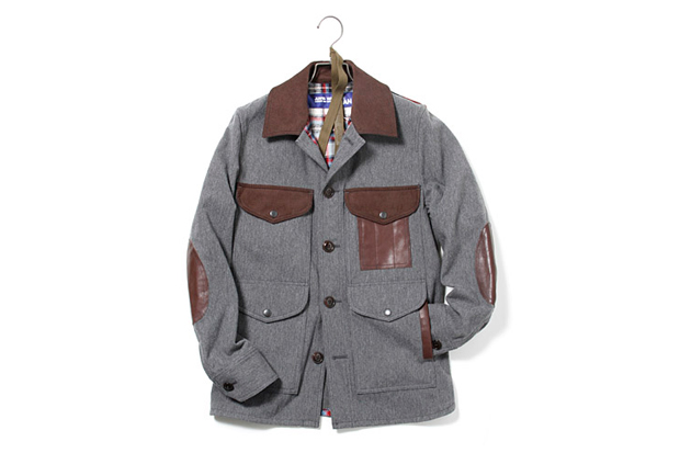 Image of COMME des GARCONS JUNYA WATANABE MAN Serge Corduroy Jacket 