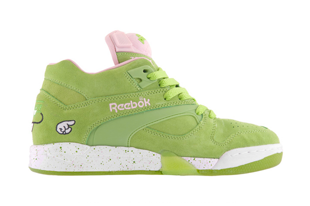 Image of Kasina x Dooly x Reebok Footwear Preview