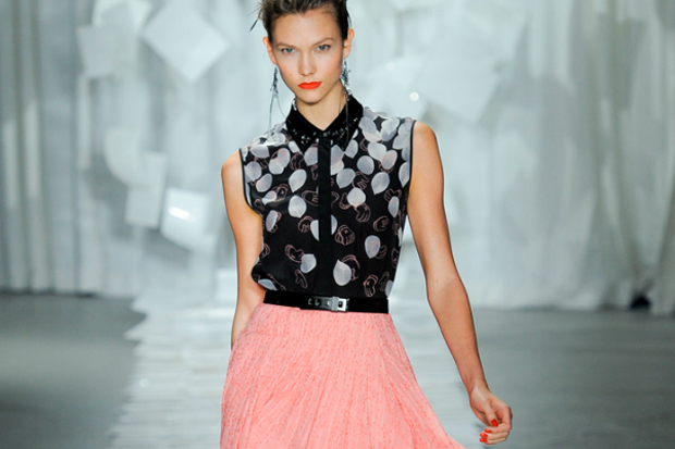 Image of KAWS x Jason Wu 2012 Spring/Summer Women's Collection