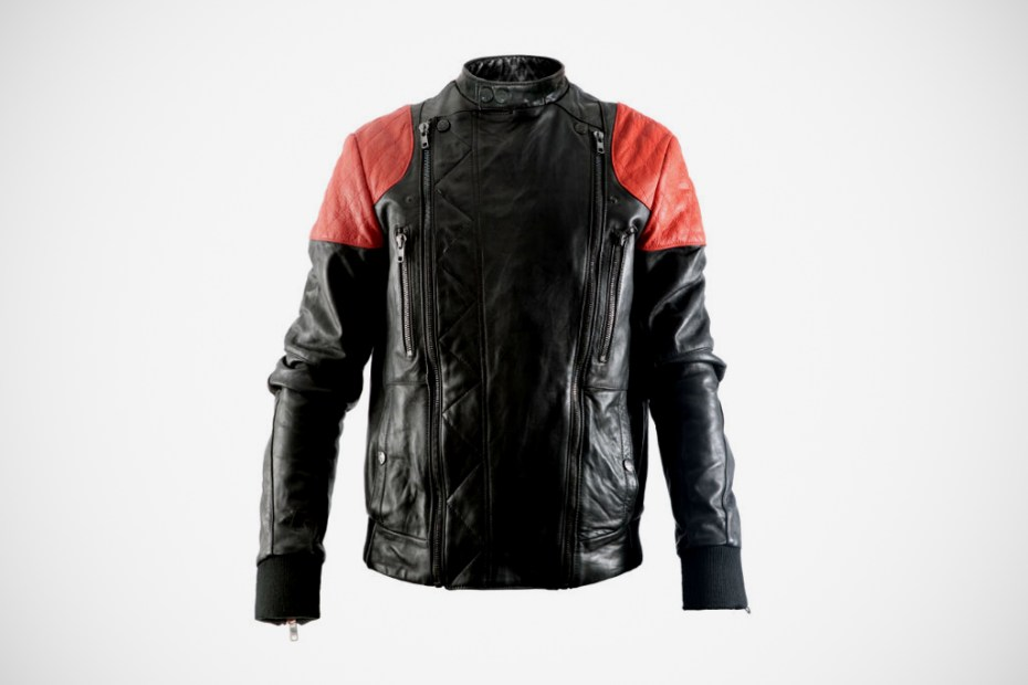 Image of Kid Cudi Leather x Surface To Air Jacket Collection