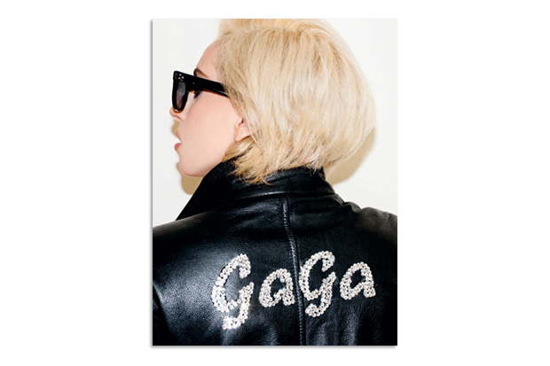 Image of Lady Gaga by Terry Richardson Book Preview