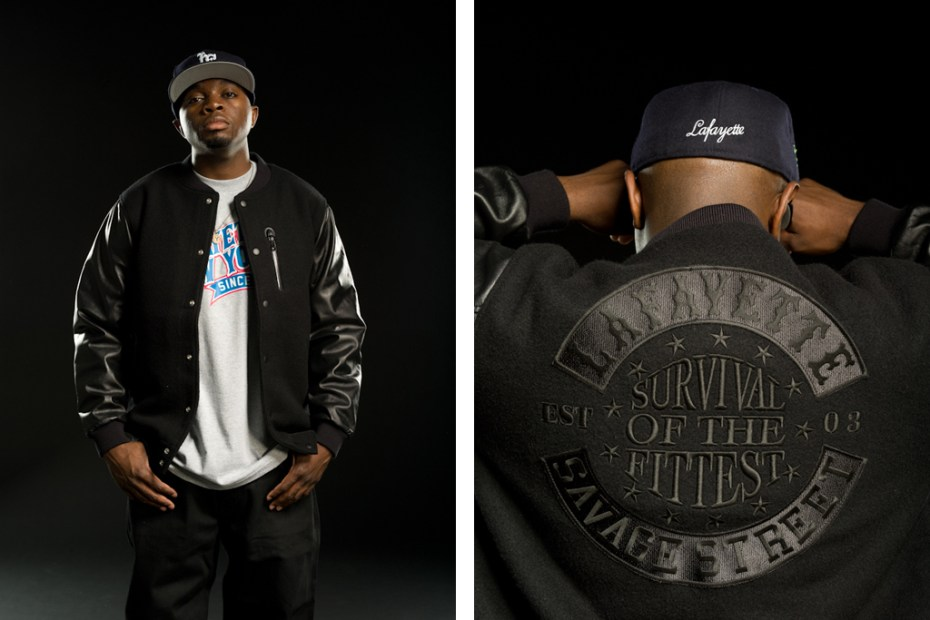Image of Lafayette 2011 Fall/Winter Collection Lookbook