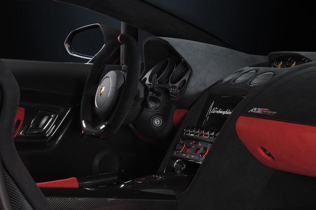 Image of Lamborghini Gallardo 570-4 Super Trofeo Stradale