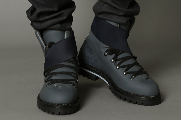 Image of Lanvin Mountain Boots