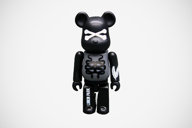 Image of Linkin Park x Medicom Toy Bearbrick