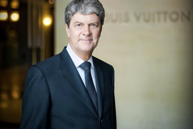 Image of Rumor: Louis Vuitton CEO Yves Carcelle Stepping Down