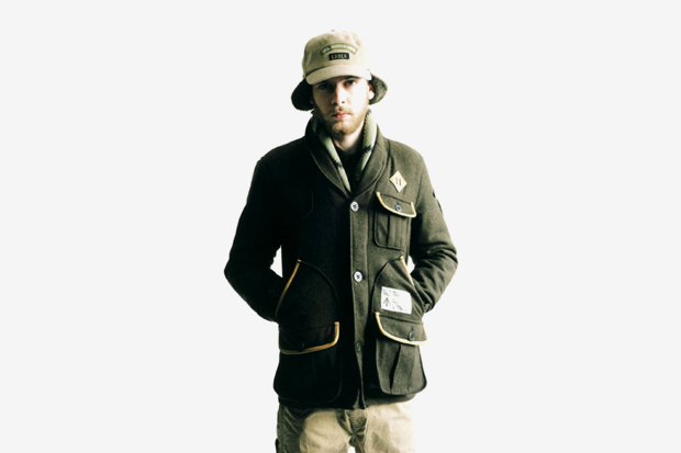 Image of LUKER by NEIGHBORHOOD 2011 Fall/Winter September Releases